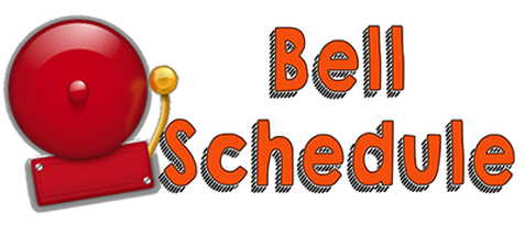 Bell Schedule - Beginning Monday, April 1st