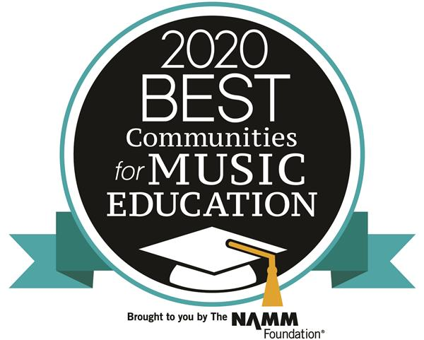 OSD Receives National Recognition for Music Education